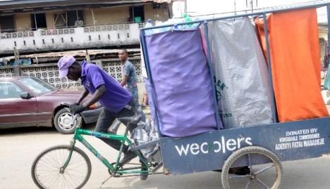 Nigerian Initiative Wecyclers Wins 2014 Sustainia Award