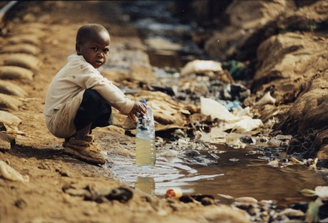 Clean Water Scarcity in sub-Saharan Africa