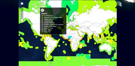 2014 Global Ocean Health Index