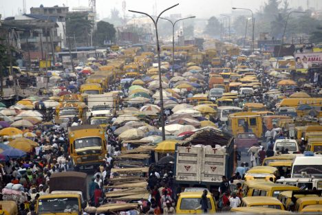 Monitoring Air Pollution Crisis in Africa's Megacities