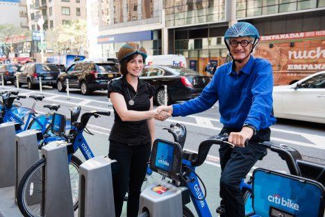 Paper Cycling EcoHelmet Wins Dyson Award