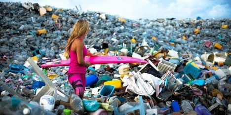 Plastic Pollution Is Choking the Planet
